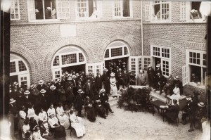 Ungdomsmøde Sønderborghus 21-06-1914