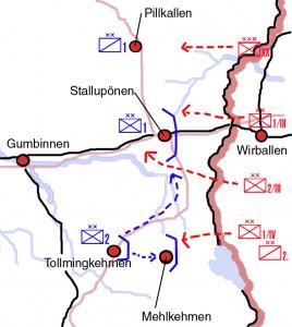 1914-08-17 østfront kort