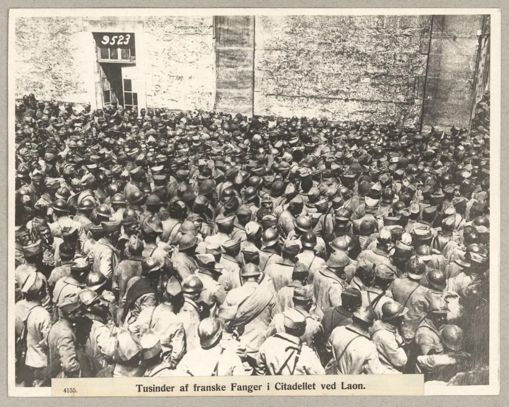 1914-08-30 Franske fanger