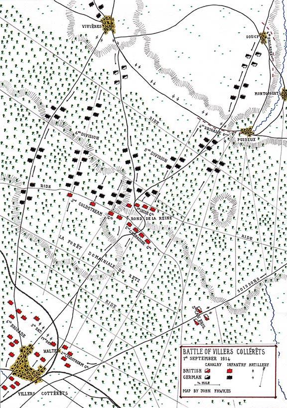 1914-09-01 Slagmarken ved Reims