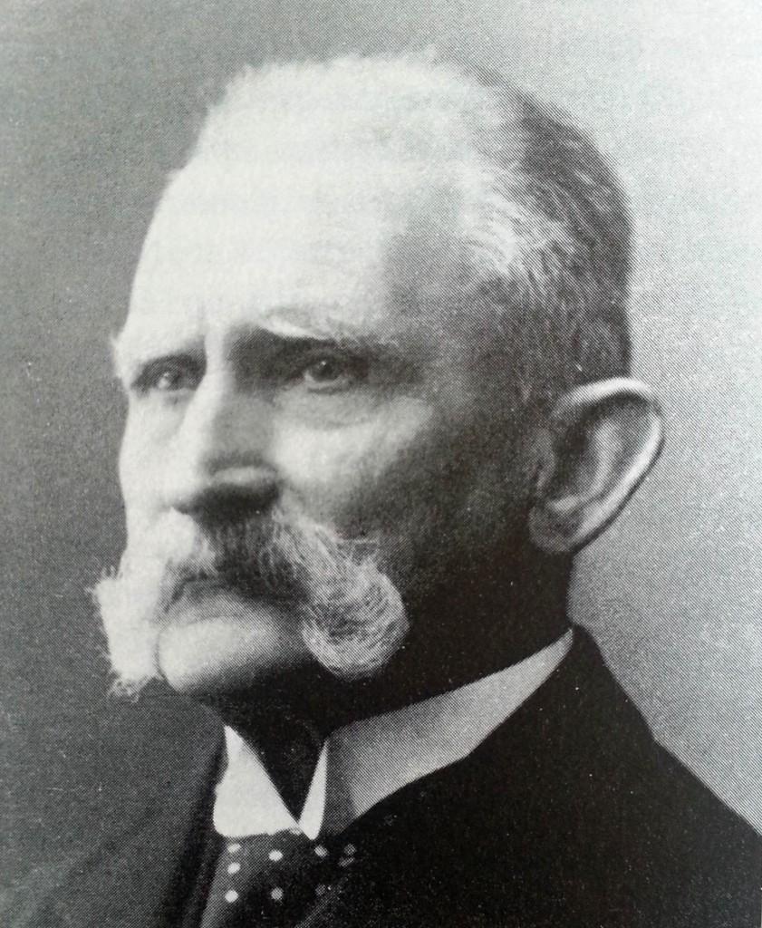 C.G. d'Obry Willemoës, redaktør af Ribe Stiftstidende