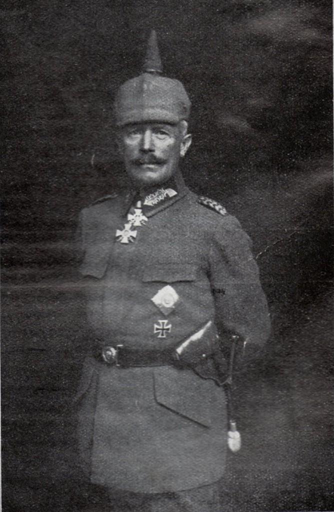 Regiment 86 001 generalløjtnant von Blottnitz