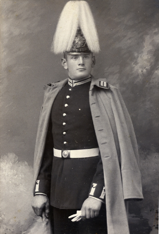 Brock, Jens Christensen (1886-1914) Ulkebøl.