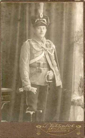 Valdemar Nicolaisen (1892-1914) Skodsbøl, Broager