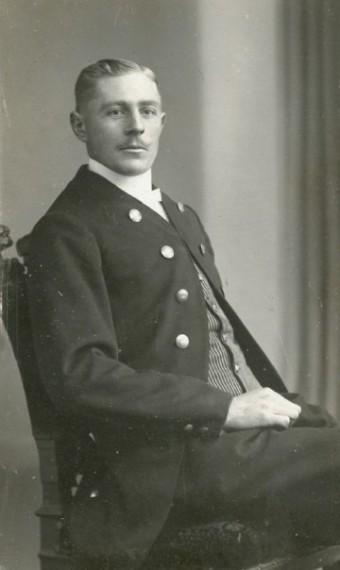 Christian Petersen (1890-1914) Lunden, Havnbjerg