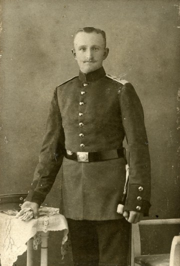 Christen Jensen (1885-1914) Tandslet
