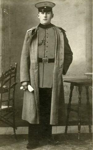 Hans Peter Andresen (1889-1914) Sebbelev, Augustenborg