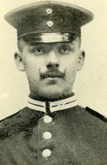 Andreas Jakobsen (1885-1914) Svenstrup