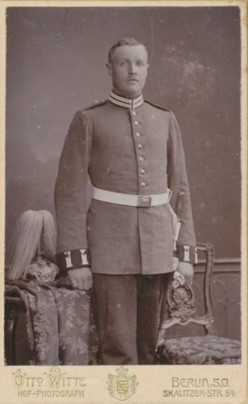 Johannes Friedrich Matzen (1885-1914) Sønderborg