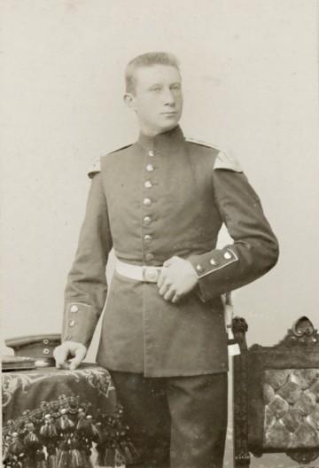 Hans Jacobsen (1878-1914) Lambjerg, Hørup