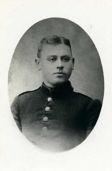 Peter Andersen (1877-1914) Dyndved, Egen