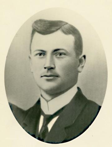 Rasmus Christensen (1884-1914) Skodsbøl, Broager