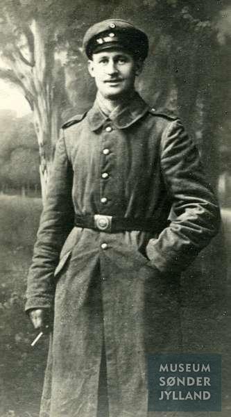 Karl Jürgen Thordsen (1893-1915) Sønderborg