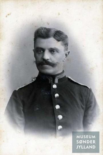 Thorvald Midtgaard (1877-1915) Sottrup