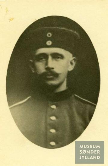 Hans Hansen Bladt (1885-1915) Mommark, Lysabild