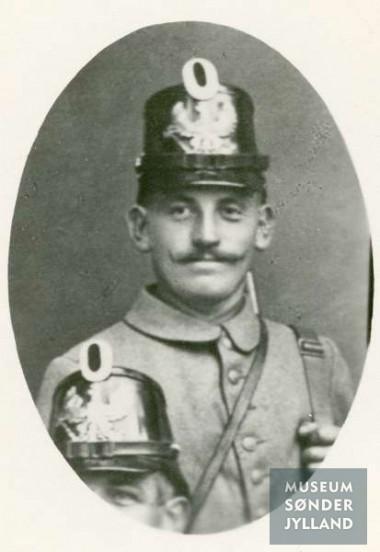 Karl Matthiesen Schmidt (1880-1915) Gråsten