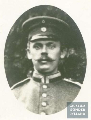 Paul Zickermann (1883-1915) Sønderborg