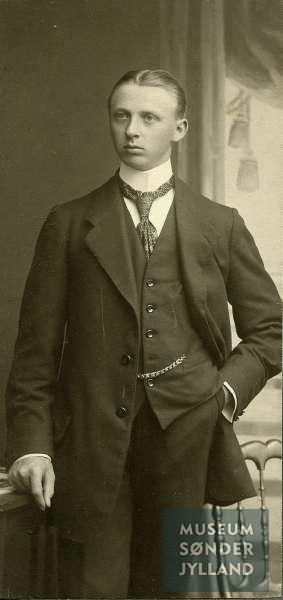 Waldemar Wilhelm Jessen (1893-1915) Sønderborg