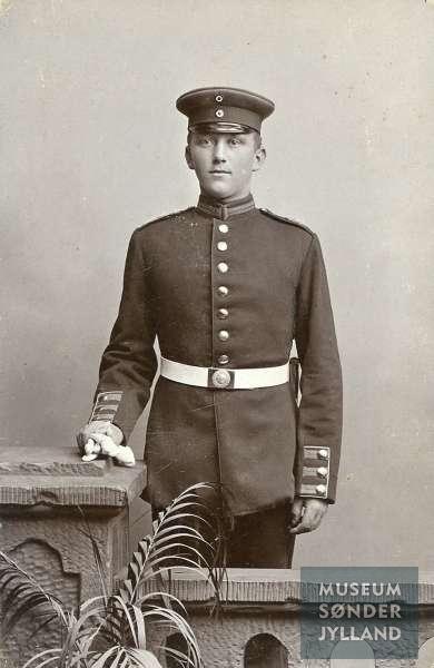 Jørgen Jensen Schmidt (1879-1915) Hjortholm, Kegnæs