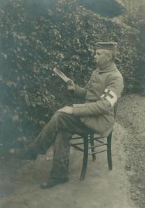 Peter Knudsen, Vogelsang i Töstrup Sogn nær Kappeln (Arkivet ved Dansk Centralbibliotek)