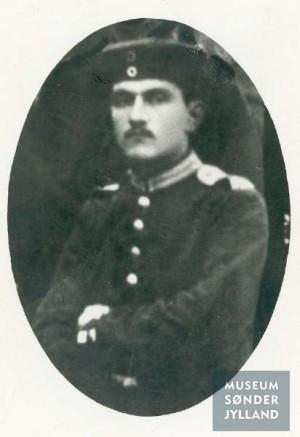 Anton Jessen (1892-1915) Sønderborg