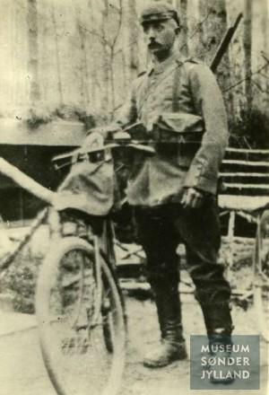 Christian Peter Nikolai Jensen (1877-1915) Gråsten