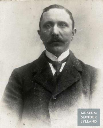 Peter Petersen Nom (1878-1915) Ullerup