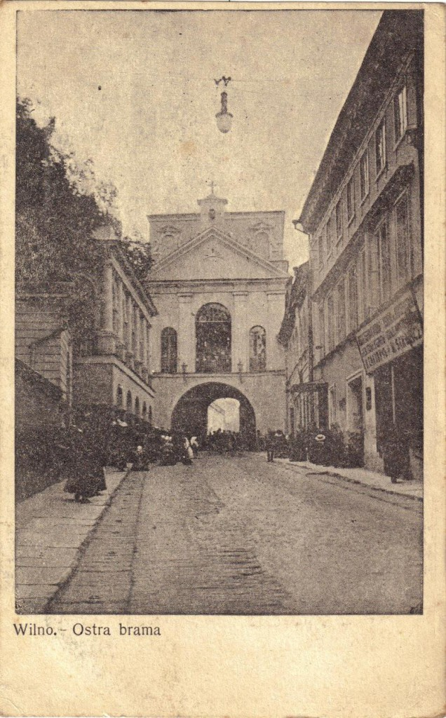 1915-11-14 LIR84 - Wilno. - Ostra brama