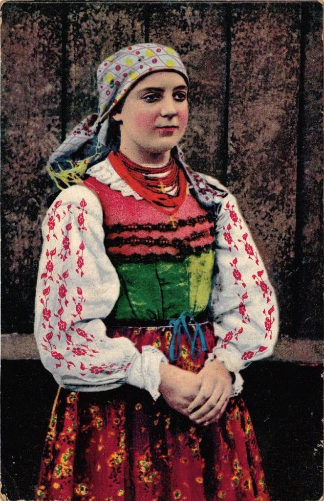 1915-11-15 LIR84 - Russisk bondepige