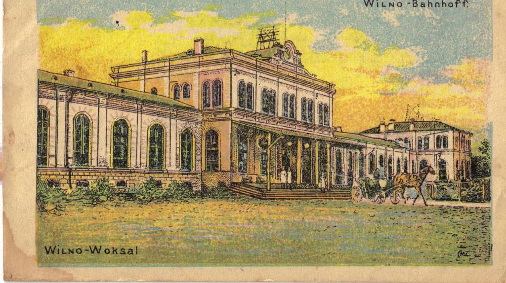 1915-11-19 LIR84 - Bannhoff Wilno - Woksal