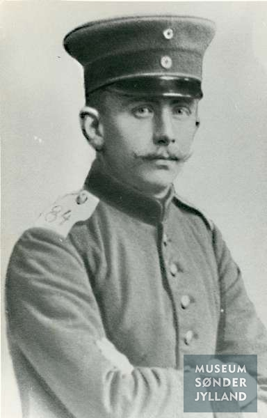 Christen Hansen (1886-1916) Dybbøl