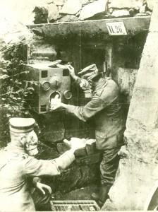Pigeon gas Box