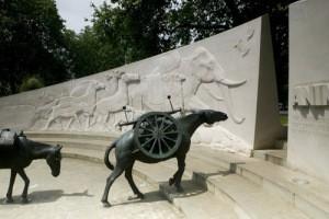 animals-war-memorial
