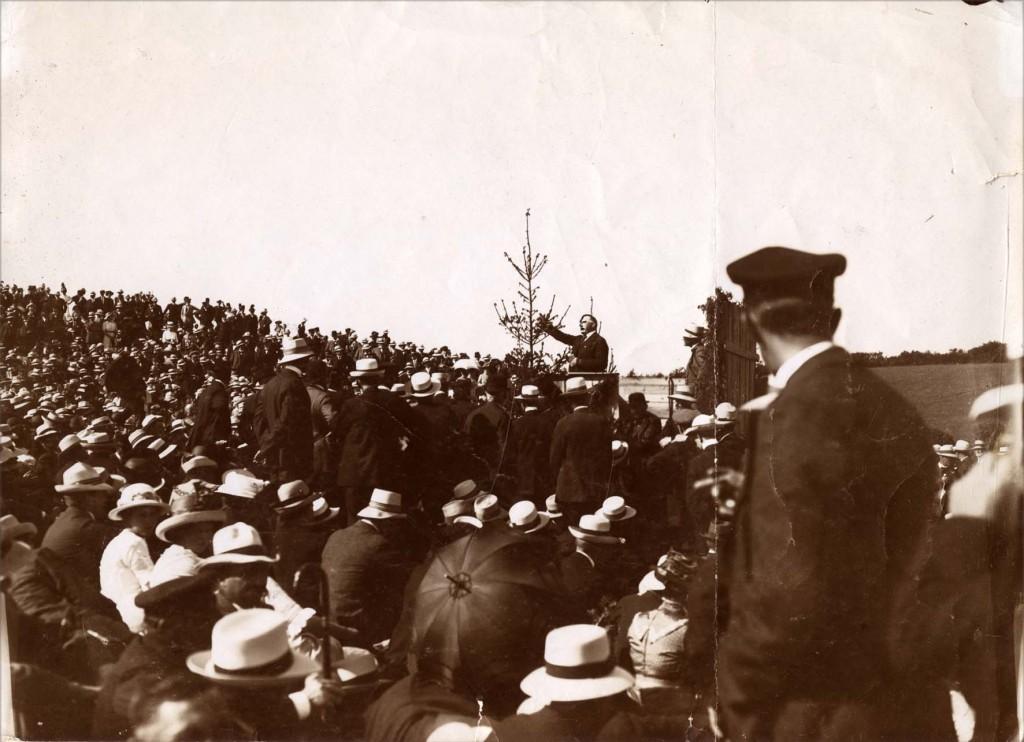 1914-06-14 H P Hanssen taler