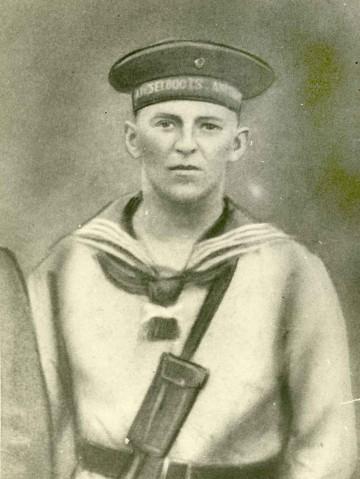 Nikolai Hansen Wolf, Egernsund (1893-1914)