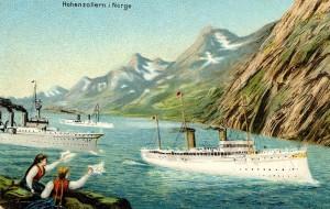 1914-07-07 Yacht_Hohenzollern_1906