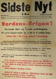 1914-07-31 Flyveblad