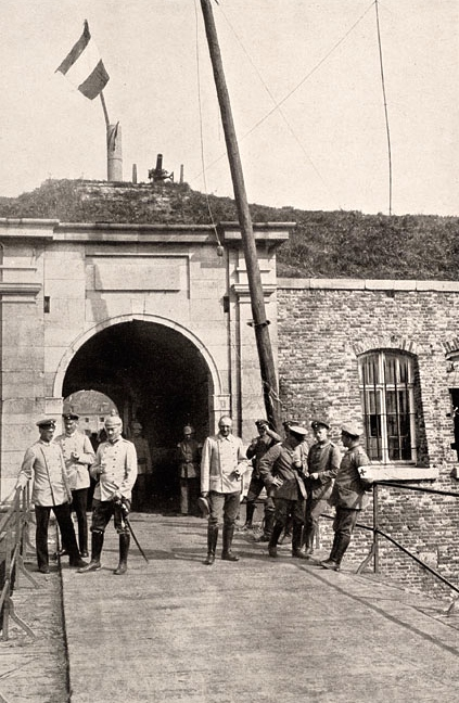 1914-08-16 Lieges fald