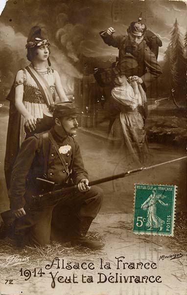 1914-08-19 Alsace-Lorraine
