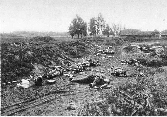 1914-08-20 Faldne Gumbinnen