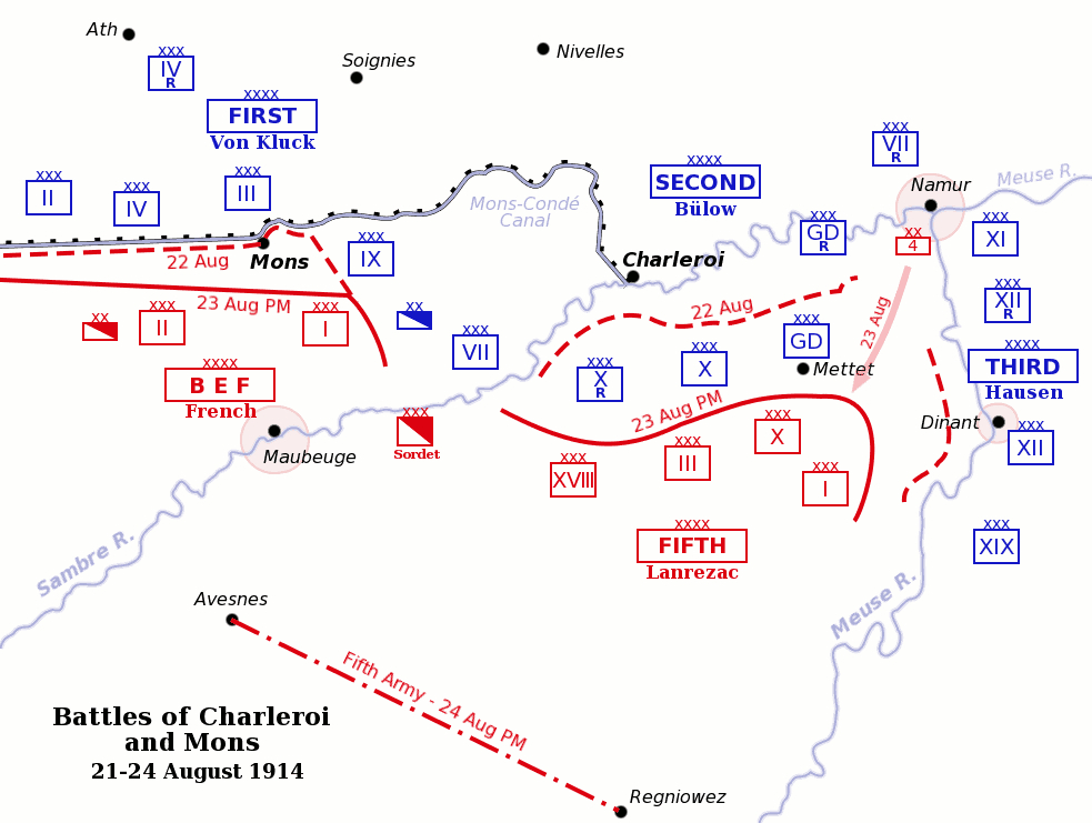 1914-08-21 Charleroi