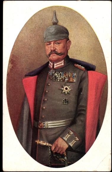 1914-08-23 Hindenburg