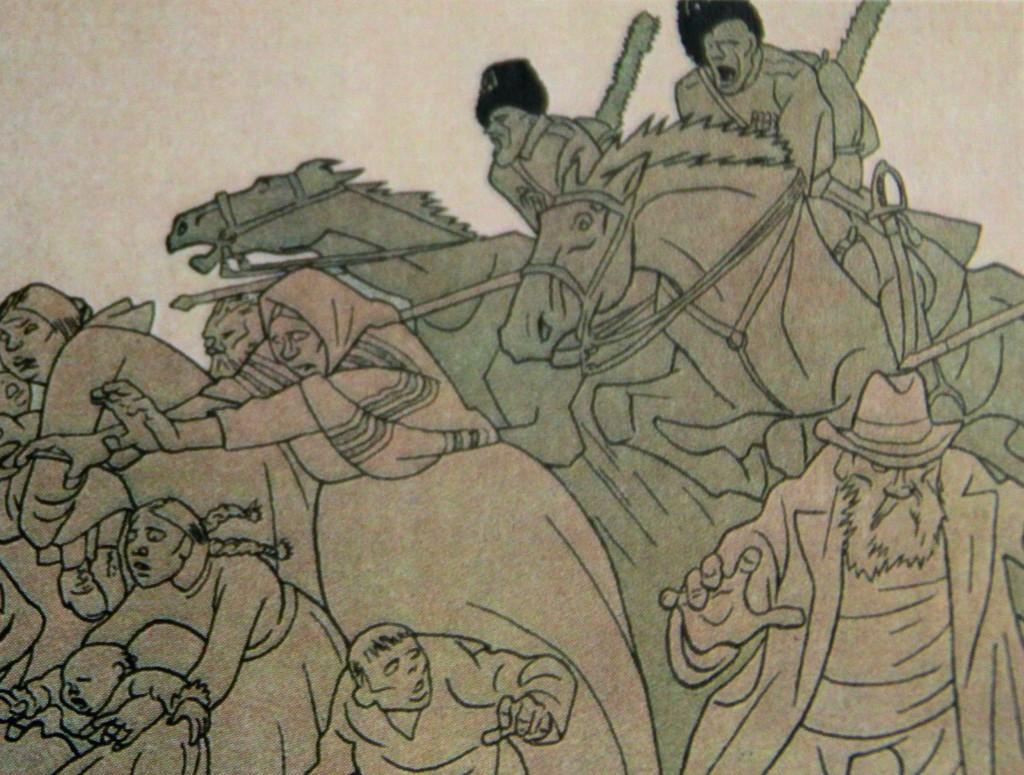 1914-08-26 Kosakker