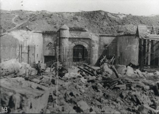 1914-08-28 Mononviller sønderskudt fort