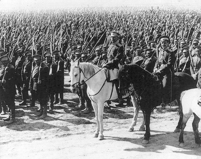 1914-09-02 Russerne triumferer efter Lemberg