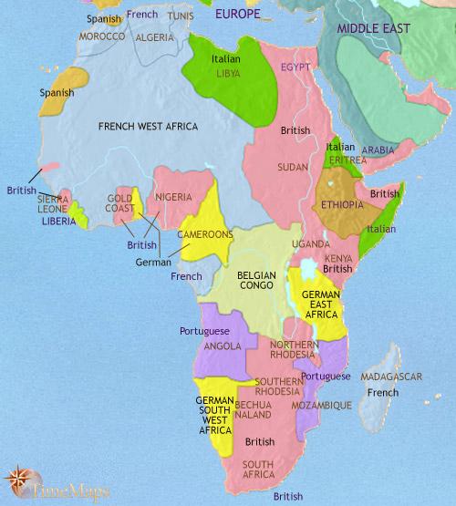 1914-09-06 Afrika