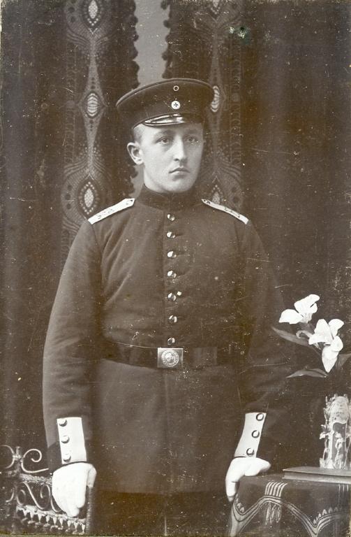 Thomsen, Alexander Andreas (1883-1914) Tandslet