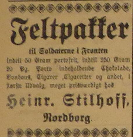 1914-10-5 - Feltpakker, Hejmdal