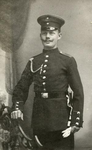 Jens Keldorf (1890-1914), Sønderborg.
