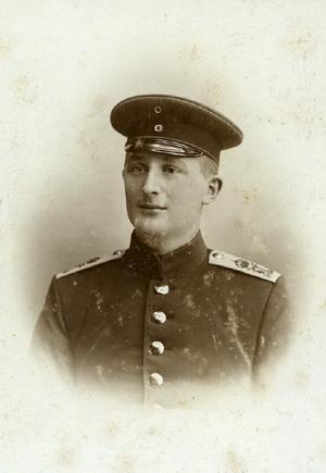 Gustav Matthiesen (1881-1914), Hundslev.